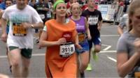 Bristol 10k runner