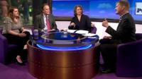 Daily Politics debate on 'divided Britain'