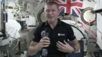 Tim Peake explains how zero-gravity can affect your heart.