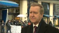 On the sidelines of the Munich Security Conference, former US Defense Secretary William Cohen tells the BBC that Europe must do more to fund the NATO security alliance.