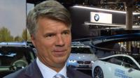 Harald Krueger, CEO of BMW