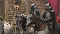 Filming of The Huntsman in Wells