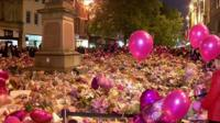 Vigil marks one week since Manchester bombing