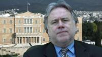 George Katrougalos, Greece's Labour and Social Security minister