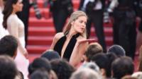 "Model Doutzen Kroes attends the ""Cafe Society"" premiere"