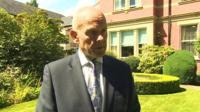 Chairman of Care Forum Wales, Mario Kreft