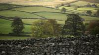 A view across the Yorkshire Dales