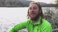 Josh Feilden, Crashpad Lodge owner