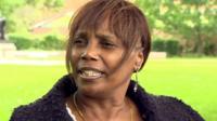 NHS BME Network Chair Dr Vivienne Lyfar-Cisse