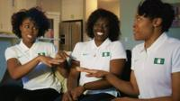 Why did three Nigerian women, with no experience of snow sports, decide to form a bobsleigh team?