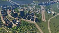Stockholm in a video game