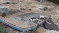 Mudslide in China