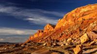Landscape, desert