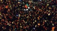 Portugal Fans in Jersey