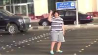 Saudi Arabia dancing boy