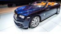 Rolls-Royce Dawn convertible