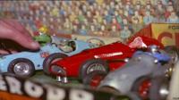 Model racing cars