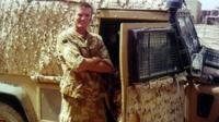 Pte Phillip Hewett, of the Staffordshire Regiment, was killed on 16 July, 2005