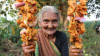 A great-grandmother from India