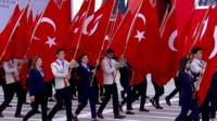 Turkey National Day Parade
