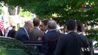 President Erdogan in Washington DC