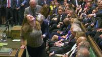 "Speaker John Bercow ""dragged"" to his chair"