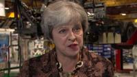Grenfell residents welcomed the removal of the tenant management organisation Theresa May says.
