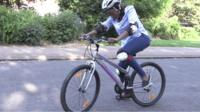 Whitney cycling