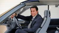 President and CEO of Ford Motor Company Mark Fields