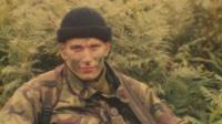 Peter McFerran died in a rocket attack on Basra airbase in 2007