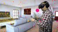 Virtual reality view of wi-fi