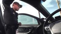 Santa Fe police officer