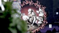 Graffiti in Bristol
