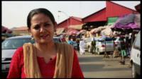 BBC journalist Rupa Jha