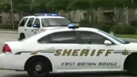 A reporter describes the scene after three police officers were shot dead in the US city of Baton Rouge.