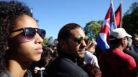 Cubans queue to pay respects to Fidel Castro