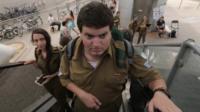 Dan from the Israeli army