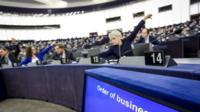Voting in the European Parliament