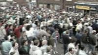 Crowd at Hillsborough