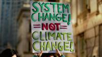 """""""system change not climate change"""""""