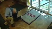 A man tackles a bank robber in Pennsylvania.