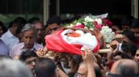 Victim of the Dhaka cafe attack