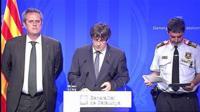 Catalan leader Carles Puigdemon