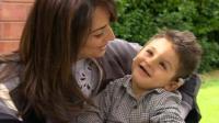 Elena Kalisperas with son Vasili