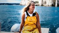 Skipper Annie Gilbert