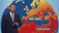 High temperatures combined with high humidity make conditions dangerous