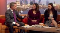Nigel Farage on Marr