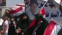 Baghdad protests
