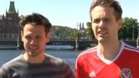 Wales fans in Sweden talk of their excitement ahead of Euro 2016