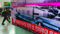 North Korea's military parade was beamed around the world in April